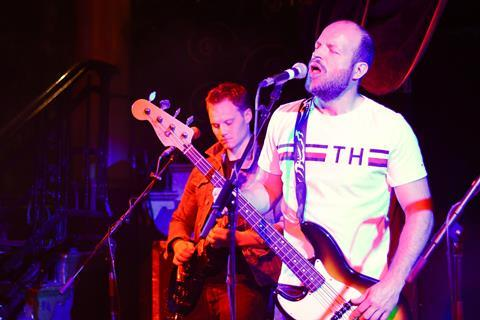 Trowers & Hamlins band the Skinless Lizards